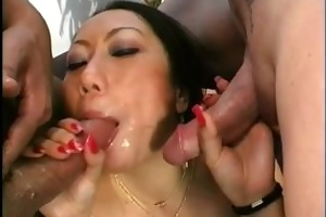 oriental d like to fuck asami slobs cocks