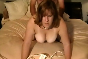 big beautiful woman has nice sex from behind