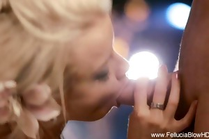 private oral-service from beautiful beauty