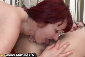 sexually excited aged housewifes having part6