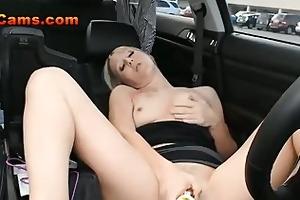 mother i masturbating in public parking lot
