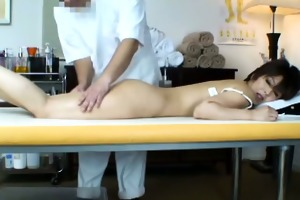 spycam reluctant wife tempted by masseur