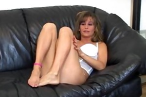 jerk off teacher in underware widens legs for