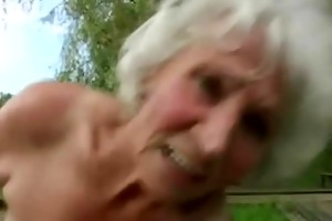 older granny acquire screwed by juvenile chap