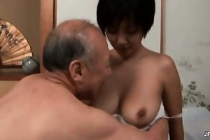 sexy oriental slut receives sexually excited part2