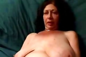 large saggy granny