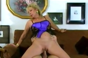 pierced golden-haired mother i bawdy cleft screwed