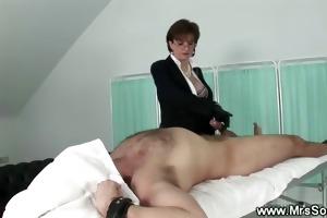 prodomme cumming punishment