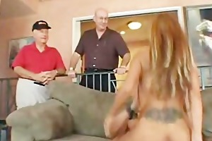 hubby enjoys watching wifey receives nailed and