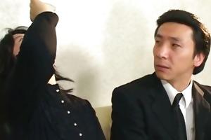japanese mature sweetheart has hawt sex