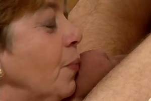 mamas is balls licking deepthroat