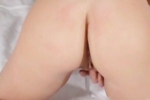 hawt masturbating dark brown french honey part6
