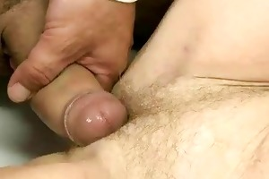 granny receives drilled by her doctor