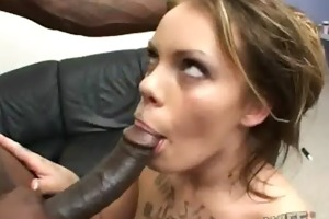 lewd wife doxy cheats with a monster blacl weenie
