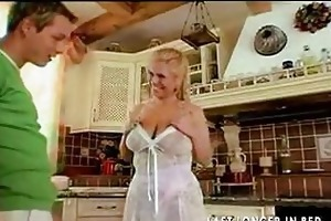 lustful breasty golden-haired mother i