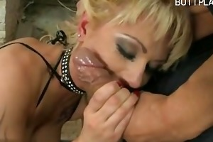 concupiscent girlfriend accidental creampie