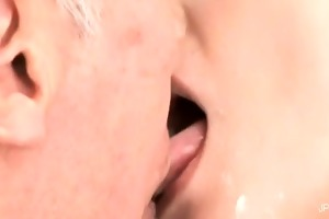 darksome haired oriental d like to fuck makes out