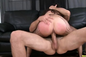katallina rides that is rod as her soaked booty