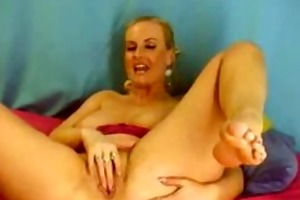 breasty d like to fuck dildoing her asshole