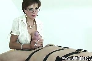 lady sonia femdom tugjob spunk flow