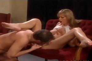 breasty golden-haired d like to fuck love hard