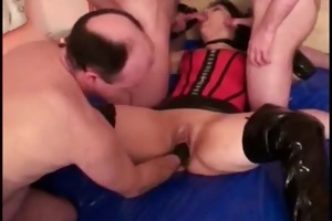 arabic mother i gang group-sex fist drilled