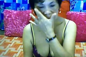 filipino mother i on cam