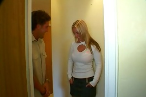 british golden-haired d like to fuck is pounded