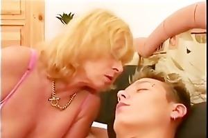 older woman and juvenile chap (4)
