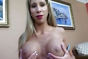 fellatio lessons from very hot milf morgan ray