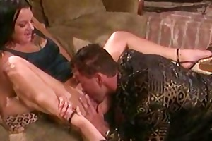 mother i in heels acquires muff licked