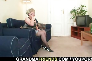 granny takes weenies at one time