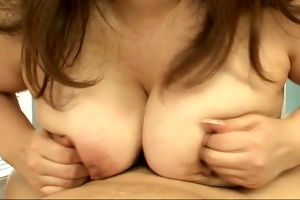 filthy and breasty nurse giving head and sticking