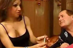 older receives anal french part1