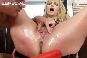 older mother i receives rectal hole drilled part3