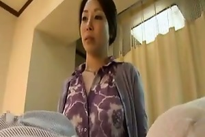 very lustful japanese wife