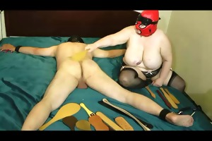 whore bondman switching with paddleguy 02