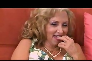 granny has st anal experience