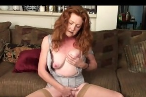 older redhead doxy toys wet crack