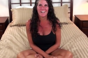 texas mother i with large wobblers tan lines