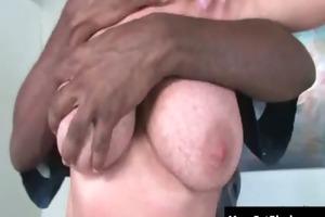 breasty hawt milfs have a fun dark cockhard and
